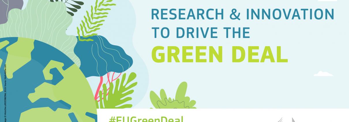 Green Deal EU news